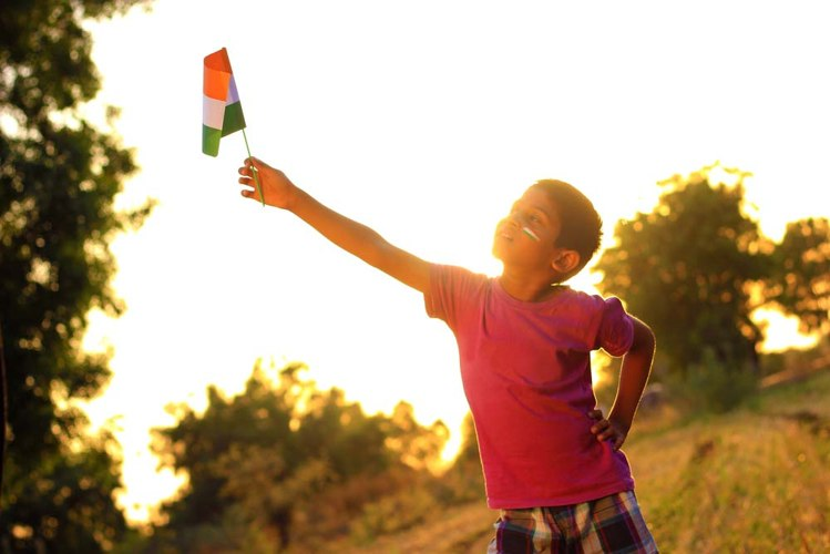 देश के प्रति सम्मान - respect for nation