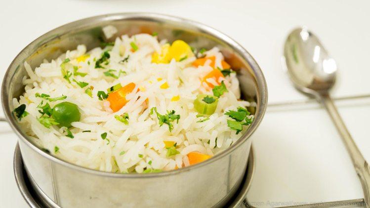 वेजिटेबल पुलाव vegetable pulav शिशु आहार baby food