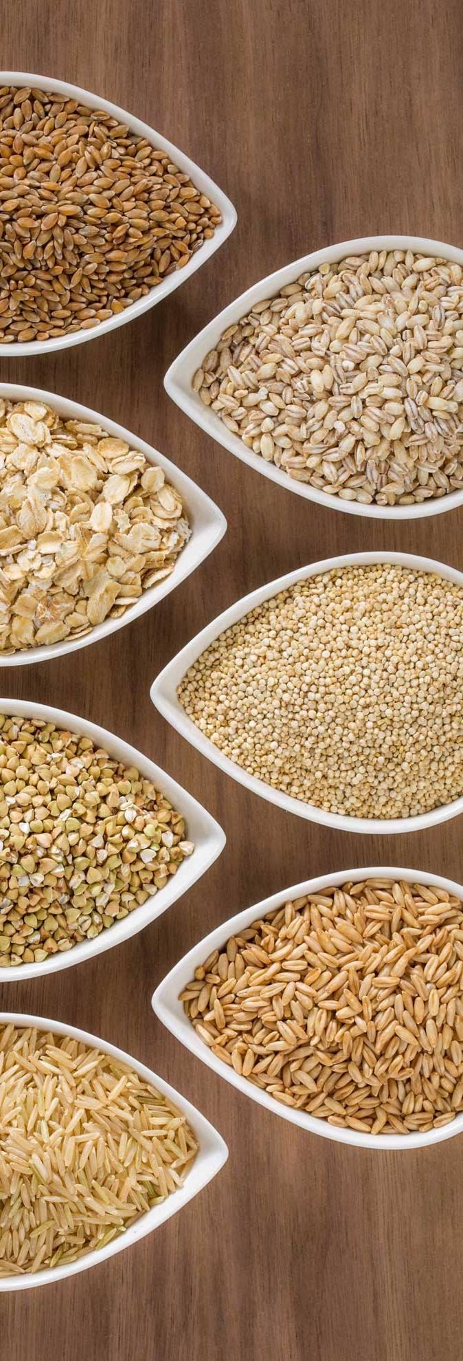 स्तनपान कराने वाली महिलाओं के लिए सम्पूर्ण आनाज whole grain