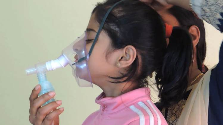 nebulizer is effective in reducing mucus and cough in children