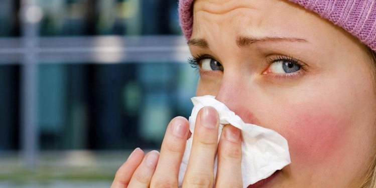 how to prevent cold infection from spreading