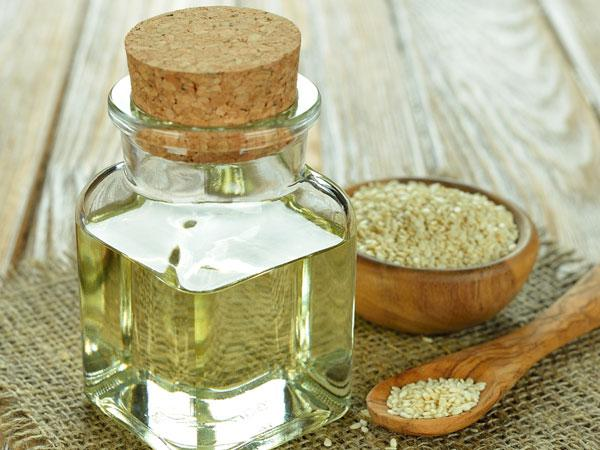 benefits of sesame oil in baby massage