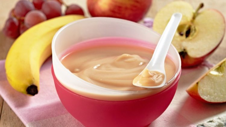 benefits of preparing baby food at home