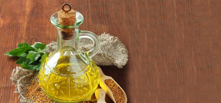 benefits of mustard oil in baby massage